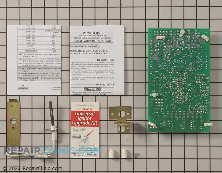 Control Board 21M51U-843 Alternate Product View