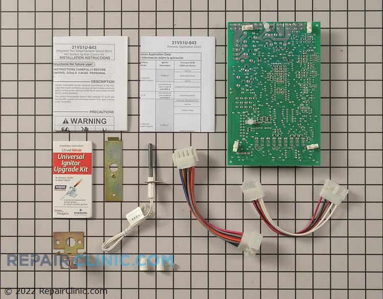 Control Board 21V51U-843 Alternate Product View