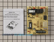 Control Board 50A55 743 01643962 white rodgers furnace circuit board & timer parts Old Lennox Wiring-Diagram at crackthecode.co