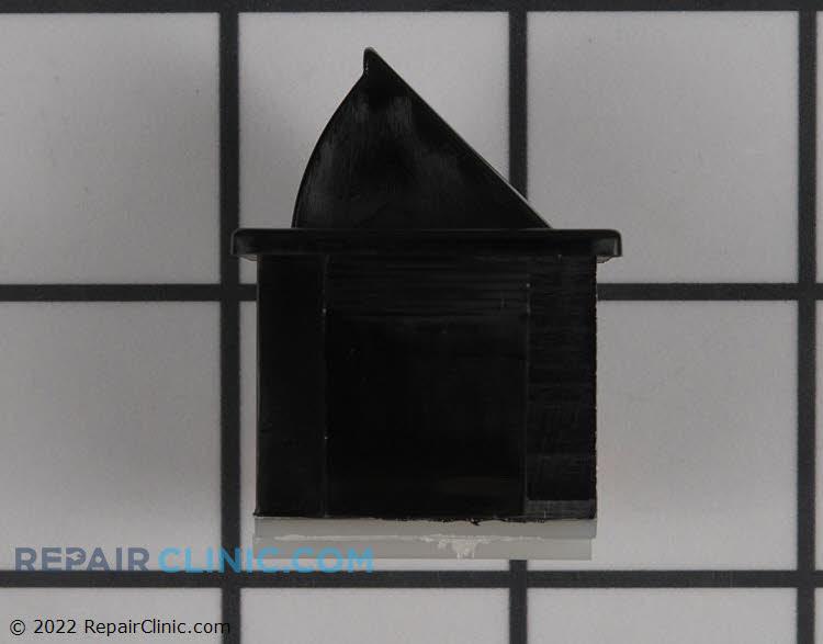 Drawer tilt switch, black