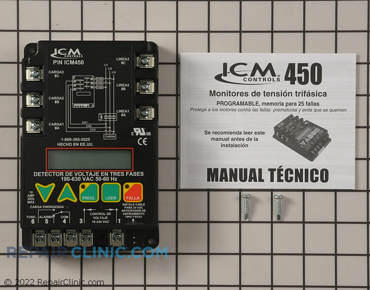 Control Module ICM450S Alternate Product View