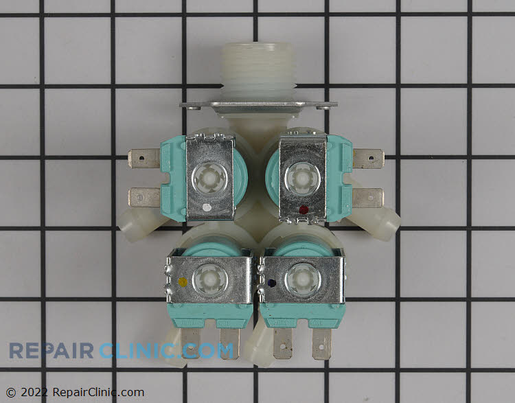 Cold water inlet valve