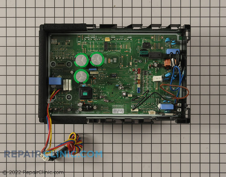 Control Board EBR65250522 Alternate Product View