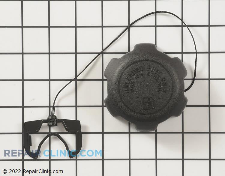 Fuel cap w/tether