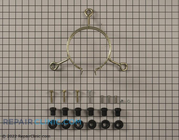 Blower motor mounting bracket kit