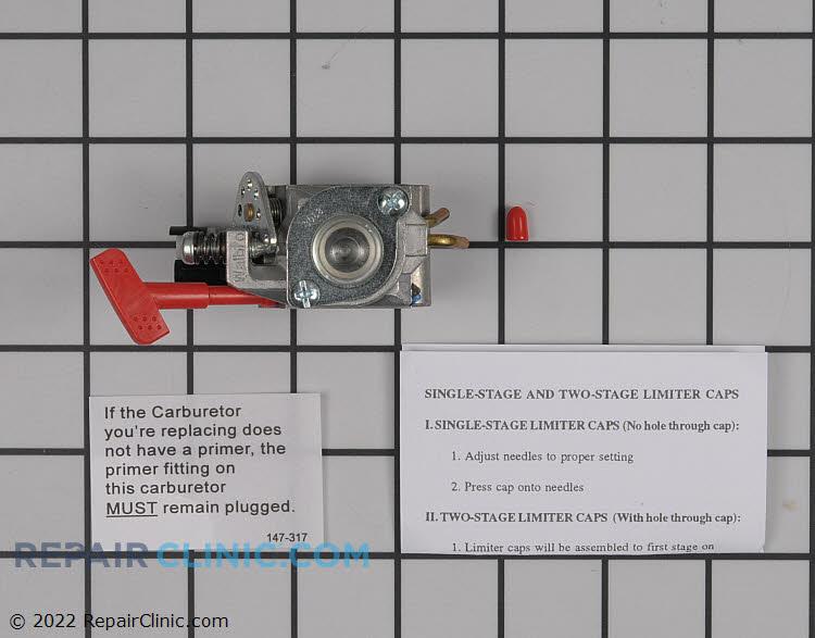 Carburetor WT-458-1 Alternate Product View