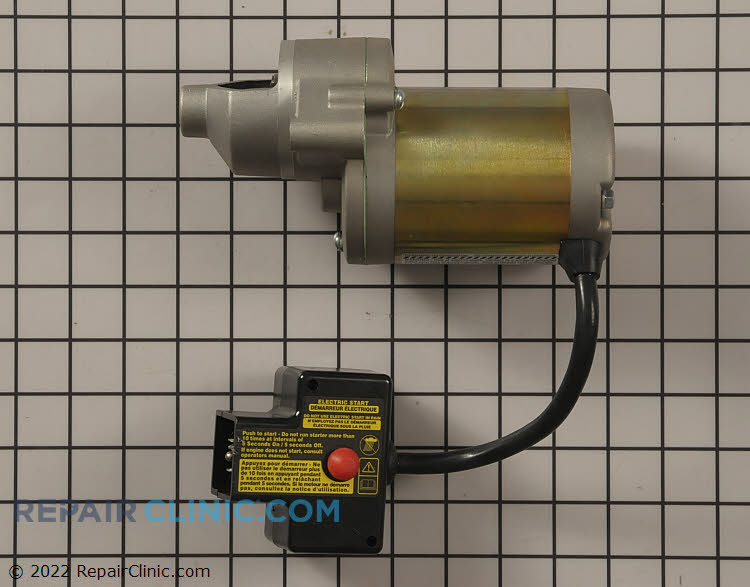 Electric Starter 951-11196 Alternate Product View