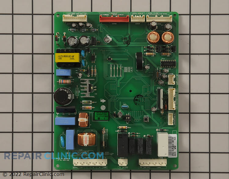 Control Board EBR64110508 Alternate Product View