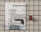 On - Off Switch - Part # 1941749 Mfg Part # 530071356