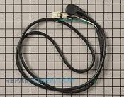 Power Cord - Part # 2997692 Mfg Part # WR23X10744