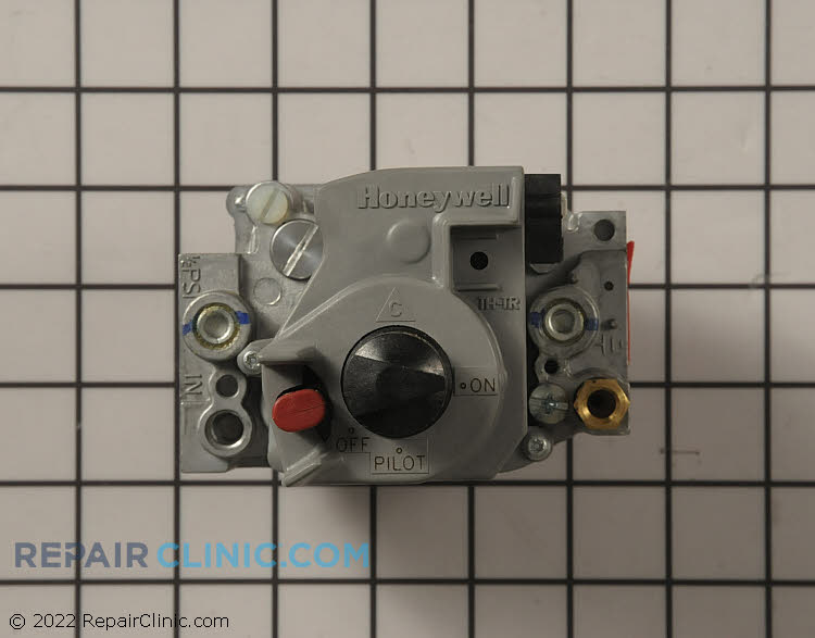 Gas Valve Assembly 94C89 Alternate Product View