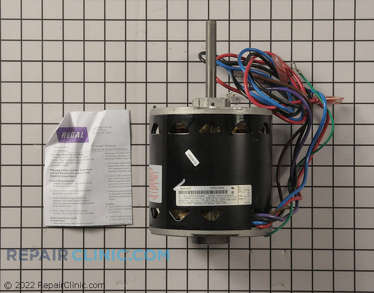 Blower Motor S1-02425973000 Alternate Product View