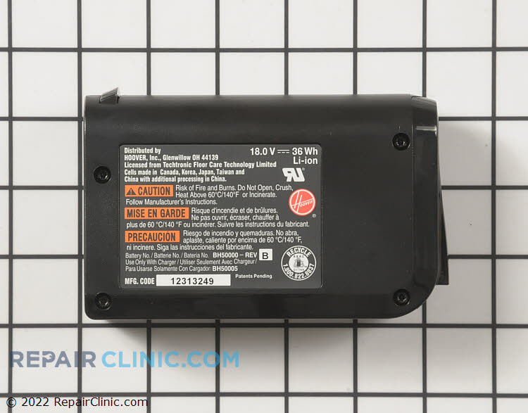 Battery 302723001       Alternate Product View