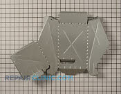Duct Assembly - Part # 3029300 Mfg Part # WE14M197