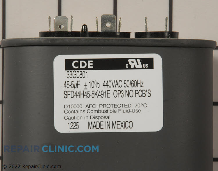 Capacitor 53H29 Alternate Product View