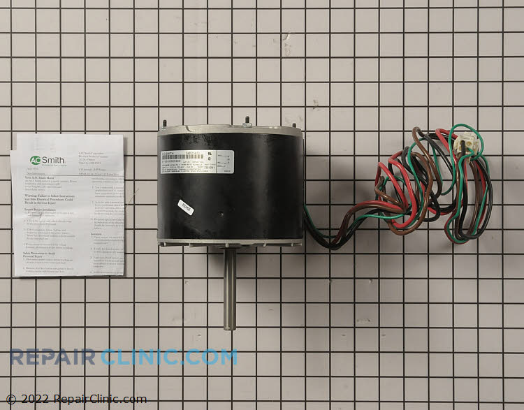 Condenser Fan Motor S1-02432029000 Alternate Product View