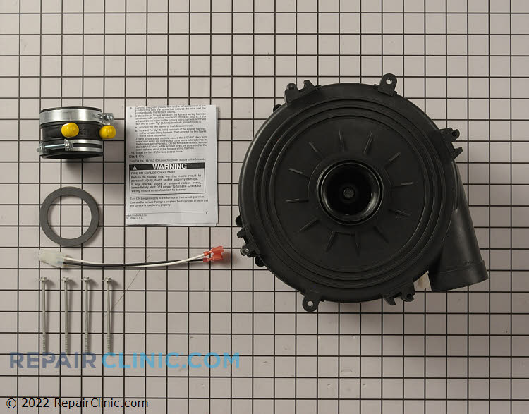 Draft Inducer Motor 1172823 Alternate Product View