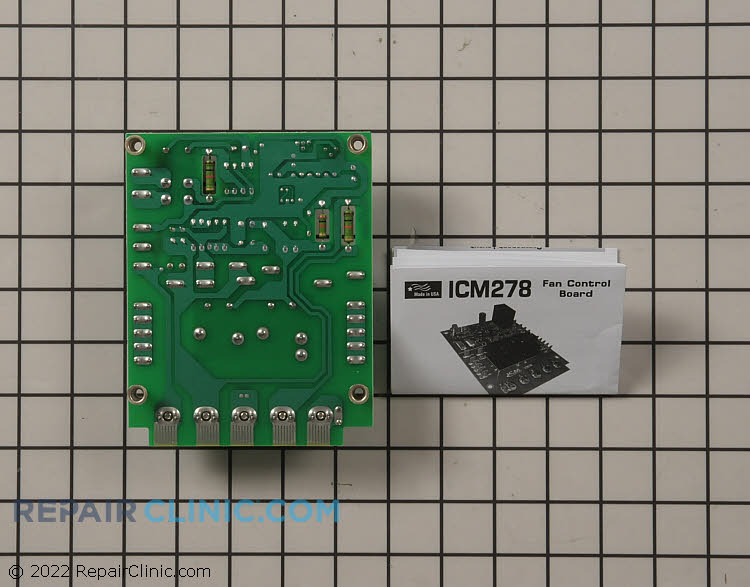 Motor Control Board ICM278 Alternate Product View