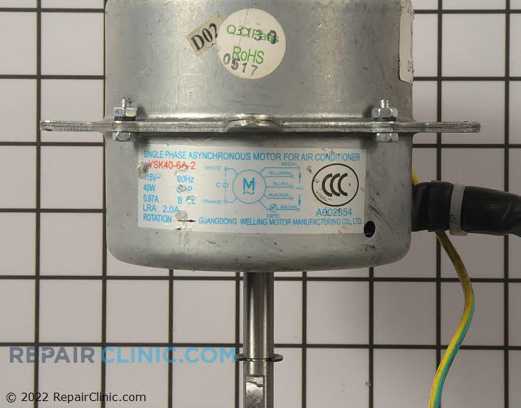 Fan Motor 2240041006 Alternate Product View