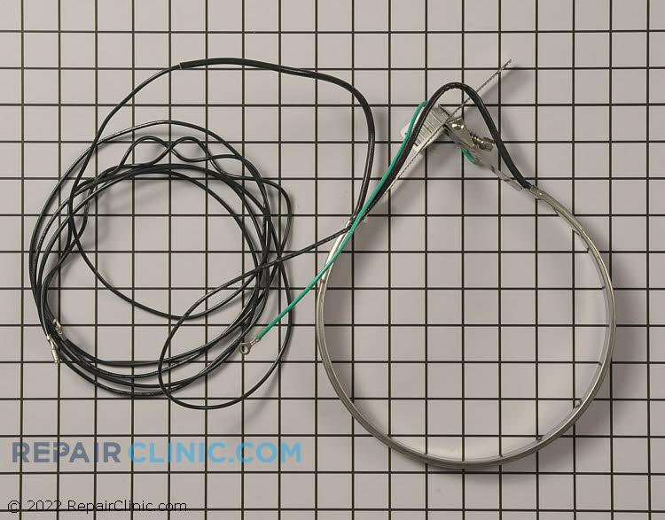Heater; sump, belly band, 70 watt, 230v