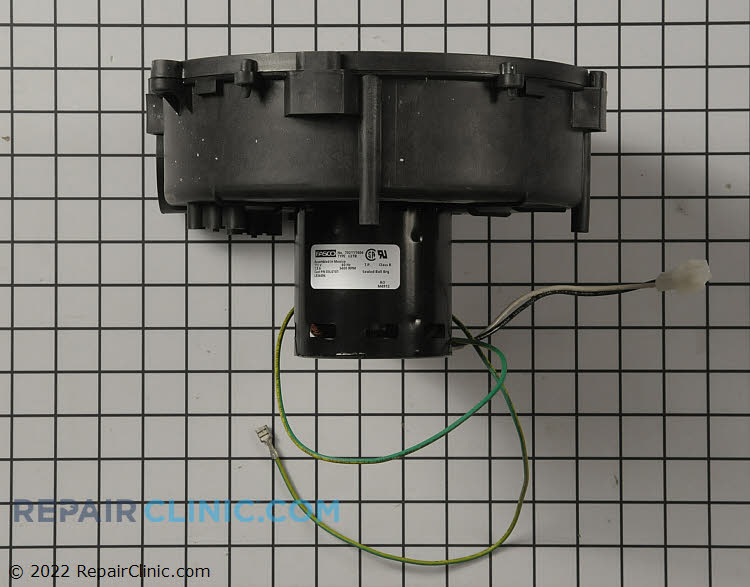 Draft Inducer Motor 47M55 Alternate Product View