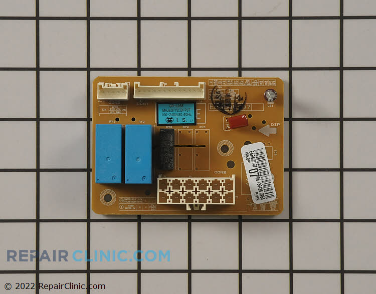 Control Board EBR60070707 Alternate Product View