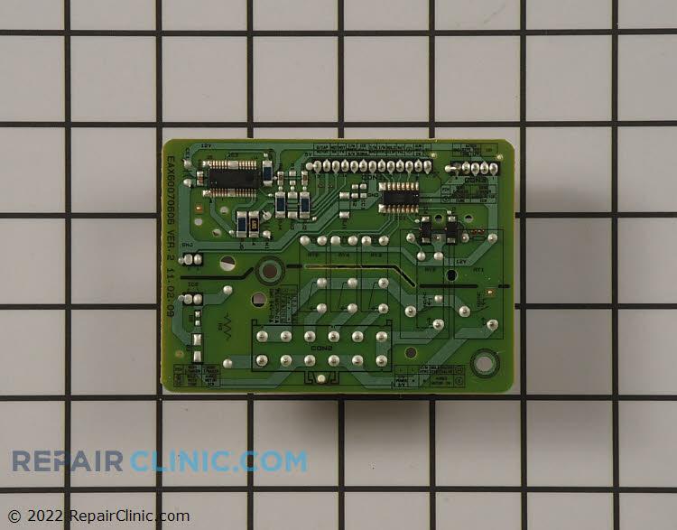 Control Board EBR60070707 Alternate Product View