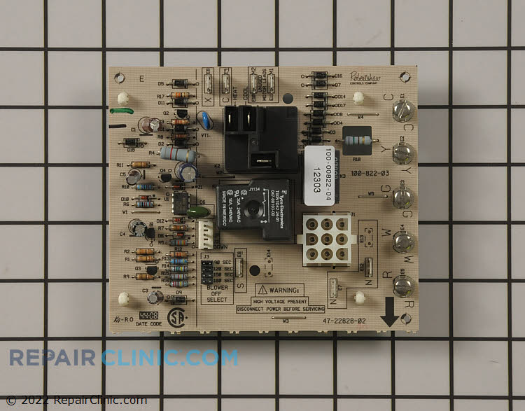 Control Board S1-03101134000 Alternate Product View