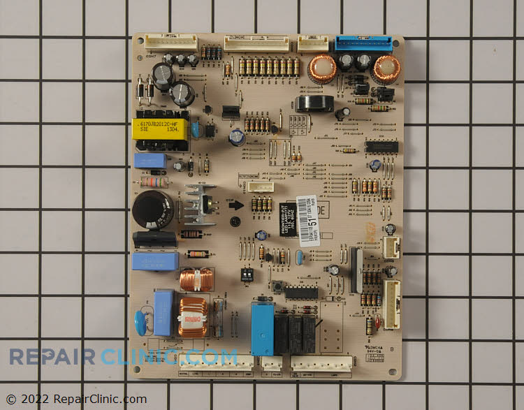 Main Control Board EBR64110551 Alternate Product View