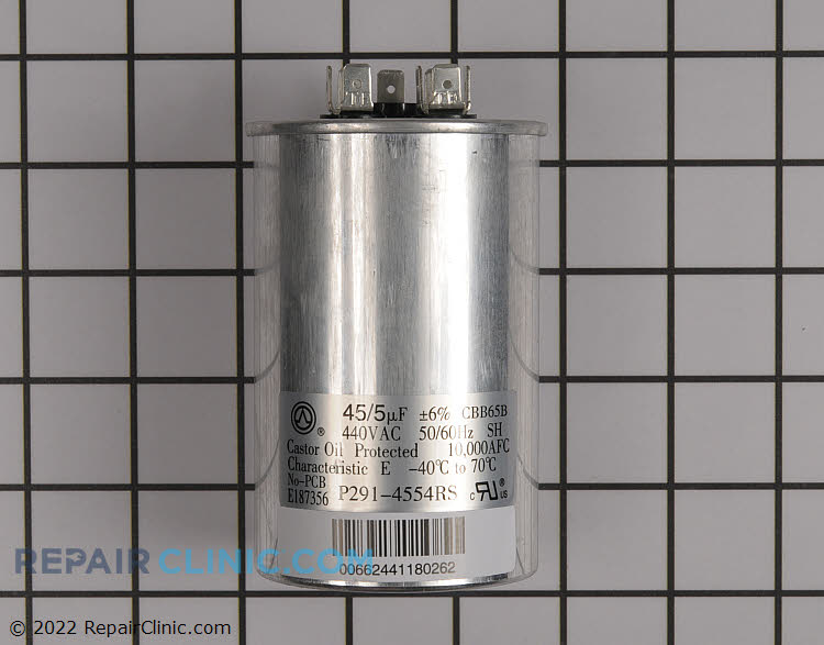 Dual Run Capacitor P291-4554RS Alternate Product View