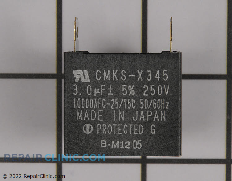 Run capacitor 3.0uf 250v