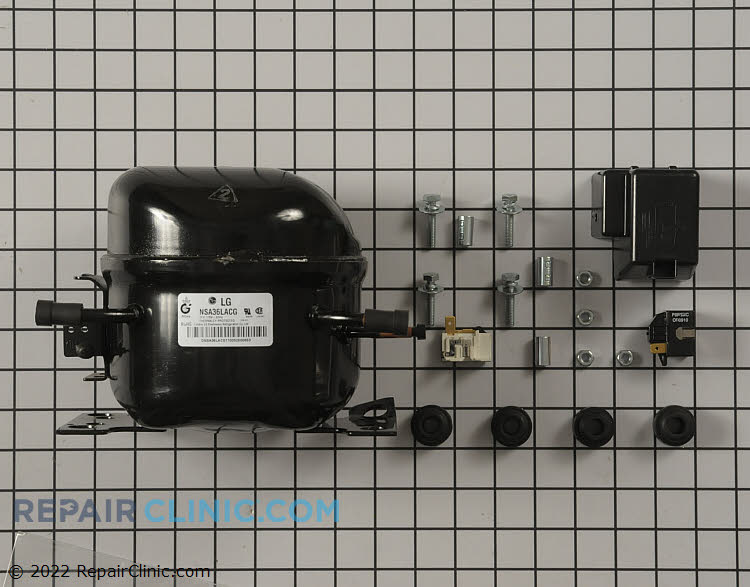 Compressor RF-1750-284 Alternate Product View