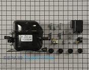 Compressor - Part # 4271921 Mfg Part # RF-1750-284