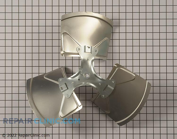 "Fan blade  (rotation c.w. 18"" 3 blade)"