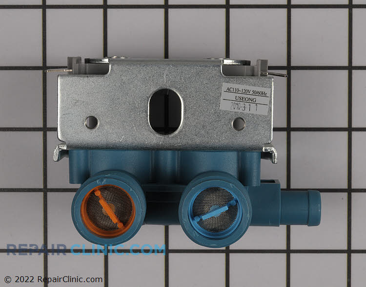 Water Inlet Valve WD-7800-010     Alternate Product View