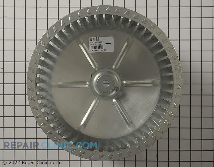 "10""x10"" cw blower wheel"