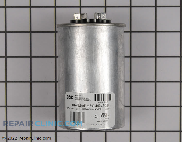Dual Run Capacitor S1-02425894700 Alternate Product View