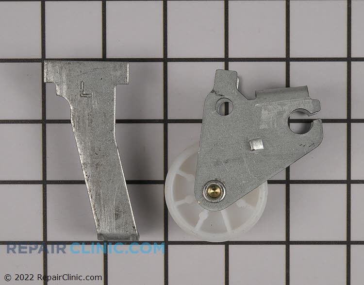 Wheel Assembly WPW10304659 Alternate Product View