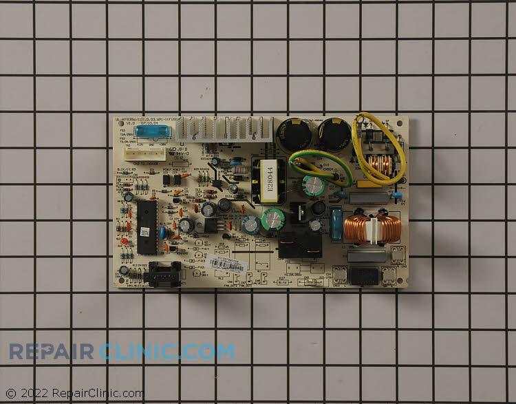 Circuit board, main control