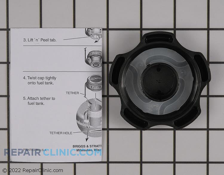 Fuel Cap 07500013 Alternate Product View