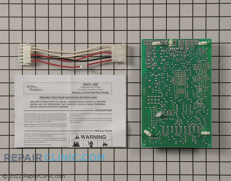 Control Board PCBBF107S Alternate Product View