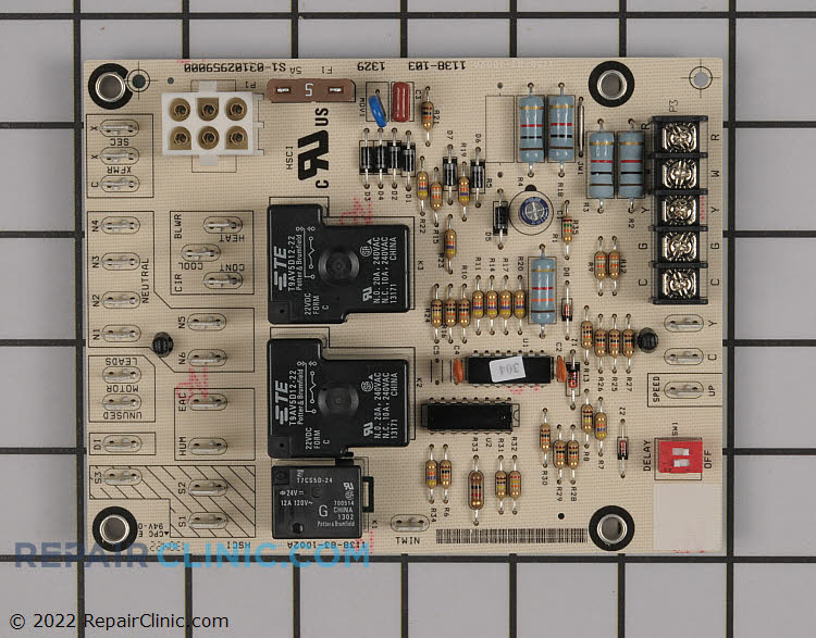 Control Board S1-03102959000 Alternate Product View