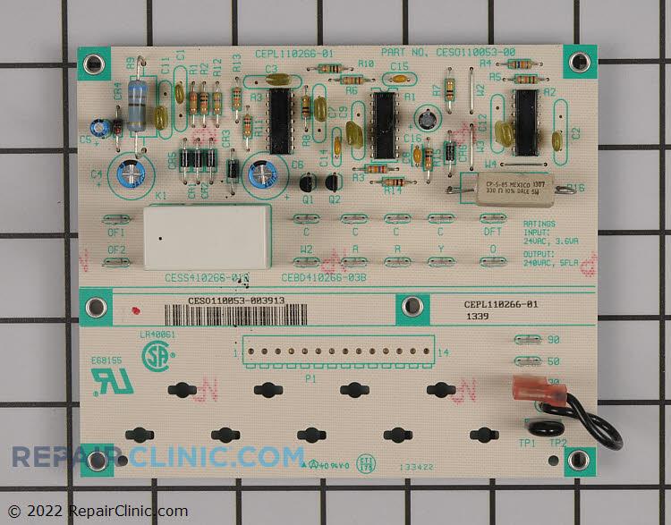 Defrost cntrl board
