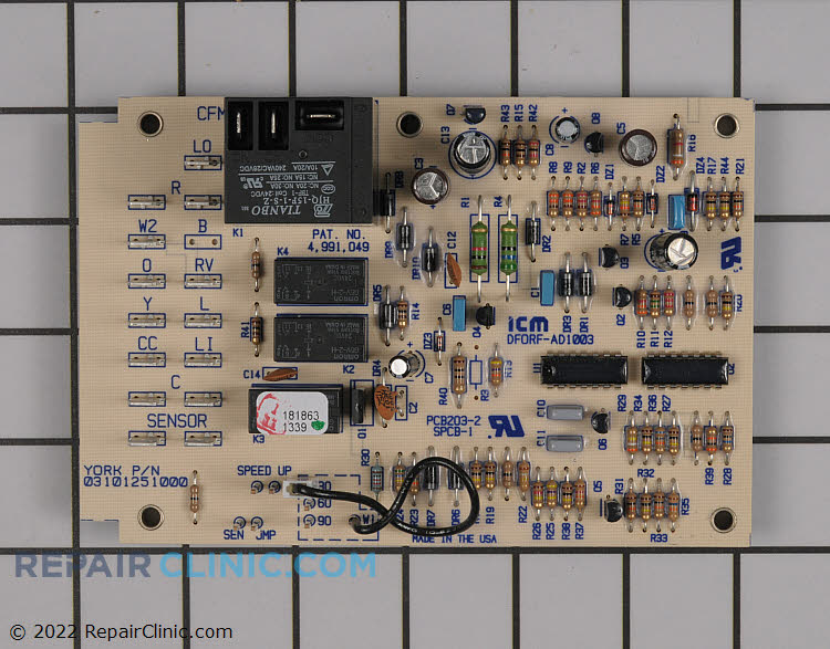 Defrost Control Board S1-03101251000 Alternate Product View