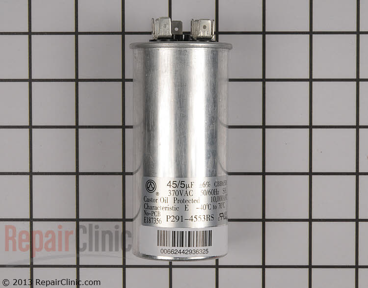 Dual Run Capacitor 1172124 Alternate Product View