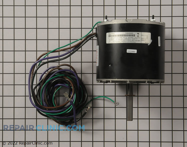 Condenser Fan Motor S1-02425121700 Alternate Product View