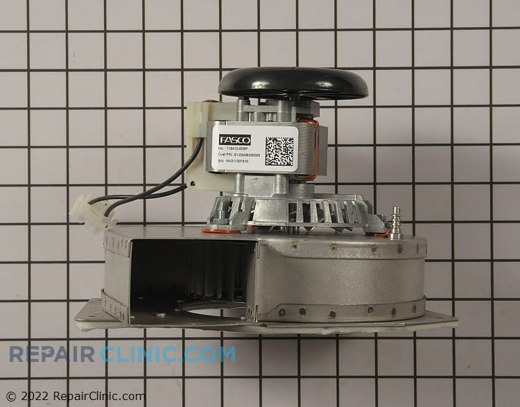 Draft Inducer Motor S1-02435330000 Alternate Product View