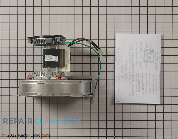 Draft Inducer Motor S1-02632588047 Alternate Product View