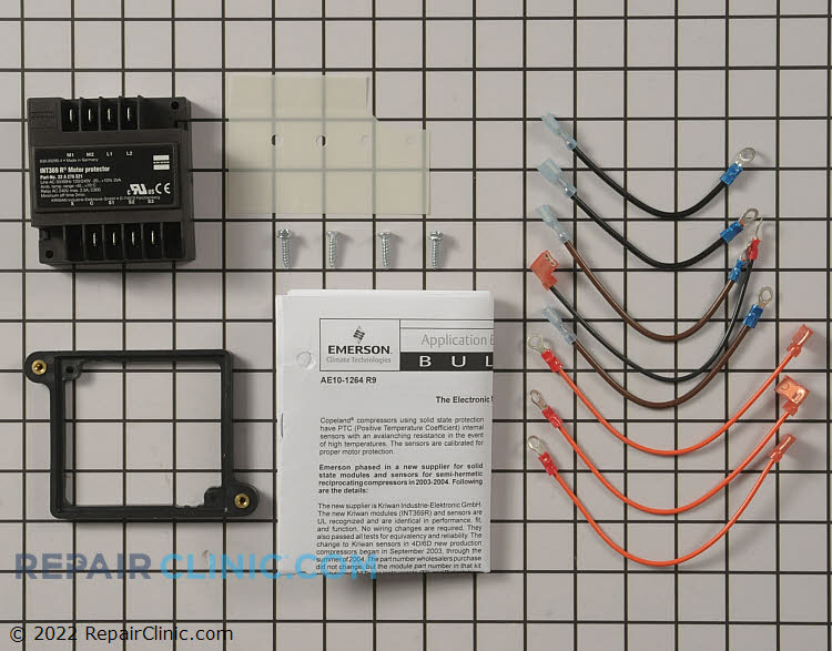 Motor Control Board S1-02535318000 Alternate Product View