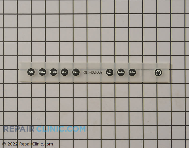 Touchpad and Control Panel 5304434944 Alternate Product View